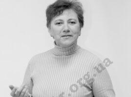 Галина Савчин-Артистка театру, заслужена артистка України