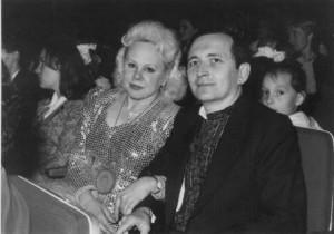 Надія Семенкович та Іван Рожко