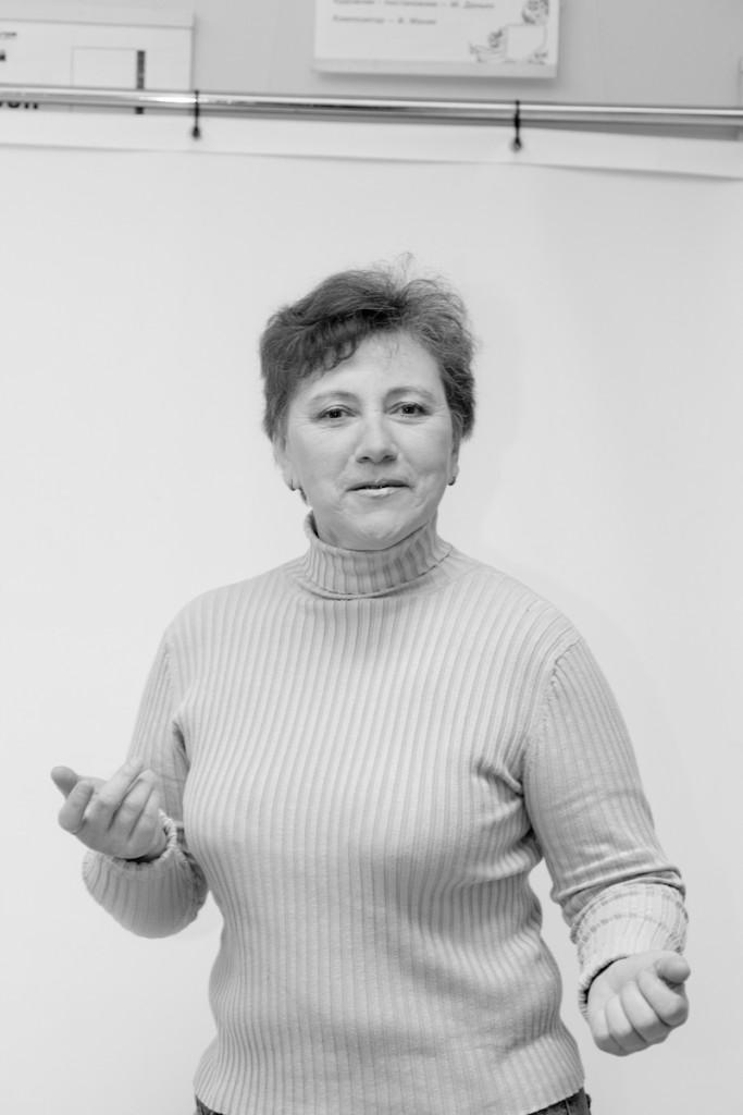 Галина Савчин