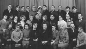 Колектив театру (1965 р.)
