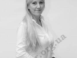 Марія Бойчук-Керівник літературної частини