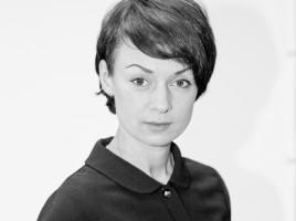 Олена Хомякова-Артистка театру, помічник режисера