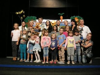 На діток у новому театральному сезоні чекає ще одна прем'єра вистави