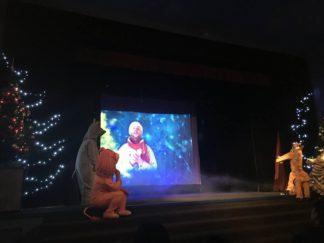 Пригоди Мадагаскарців (Новорічне дійство)