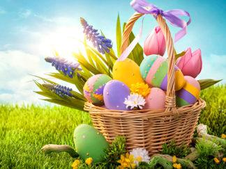 Вітаємо з Воскресінням Господнім!